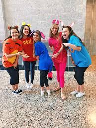 costumes halloween spirit winnie the pooh character costumes spirit week fashion