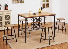 ACME Furniture Dora Counter Height Dining Table  Reviews Wayfair - Counter height kitchen table