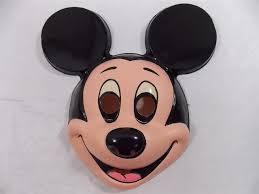 halloween costume mask vintage mickey mouse halloween mask walt disney costume ben cooper