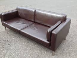 ikea leather sofa sofa furniture inspiring family room