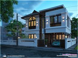 awesome villa design low budget modern villas elevations waplag