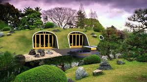 Earth Contact House Plans Green Magic Homes Youtube