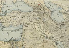 Map Of Europe And Africa by File 1922 Grozny Detail Map Of Africa And Adjoining Portions Of