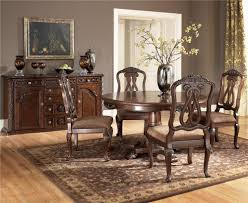 Ashley Furniture Round Dining Sets Furniture In Brooklyn At Gogofurniture Com