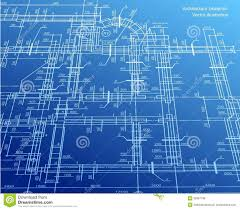 architecture blueprint background vector royalty free stock