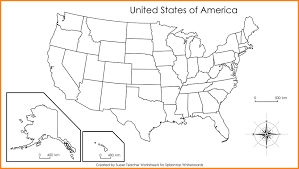 Map Of America With States by 39 American States Map Borderlocked Archives Twelve Mile