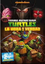 Las Tortugas Ninja: La Hora de la Verdad