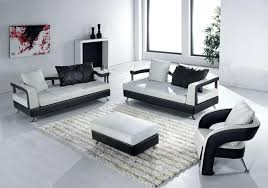 White Living Room Furniture Sets Home Design Ideas - Contemporary living room chairs