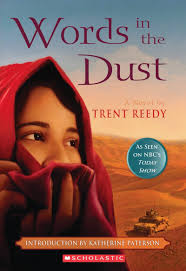 words in the word thanksgiving words in the dust by trent reedy scholastic