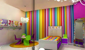 Decorative Home decorations nice decor of colorful wall painting also kids room