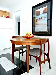 Teak Dining Room Table And Chairs by How To Reupholster Dining Chairs Diy Houndstooth Upholstered
