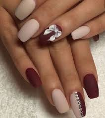 best 25 maroon nails ideas on pinterest maroon nails burgundy