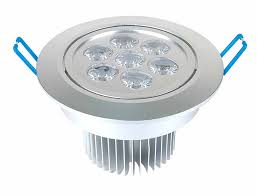 Led Recessed Lighting Bulb by Dimmable 7w Recessed Led Lighting Fixture Recessed Downlight