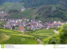 view of a beautiful german village stock photo image 43315297