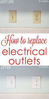 Cool Electrical Outlets by Top 25 Best Electrical Outlets Ideas On Pinterest Smart House