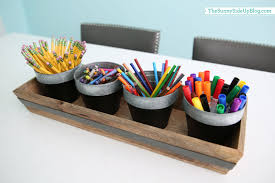 things to do now to get organized for back to school    The     The Sunny Side Up Blog