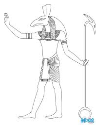 printable coloring pages egypt