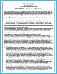 Research Analyst Sample Resume by Best Secrets About Creating Effective Business Systems Analyst Resume