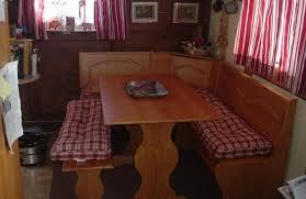 bench white kitchen nook dining sets stunning nook corner bench