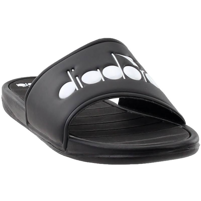 Diadora Serifos Plus Sandals Black- Mens