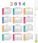 calendario 2014 calendario 2014 - Nocturnar
