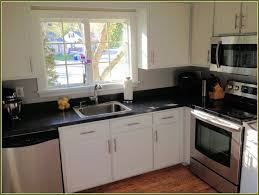 Kitchen Cabinet Refacing Diy by Best 25 Lowes Kitchen Cabinets Ideas On Pinterest Basement
