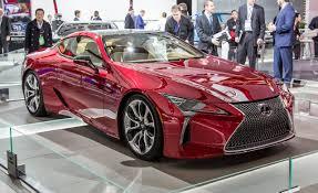 lexus lc500h sound lexus lc500 coupe lfa mission lower price point cars