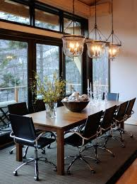 pick your favorite dining room hgtv dream home 2017 hgtv tags dining rooms living spaces neutral photos glass cloche chandelier cherry dining table