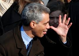 Rahm Emanuel has vowed not