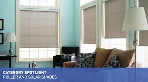 roller and solar shades from blinds com youtube