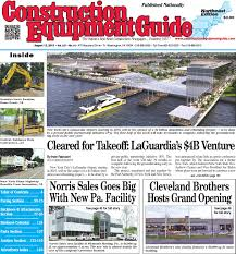 northeast 16 2015 by construction equipment guide issuu