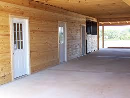 Shop With Living Quarters Floor Plans Barns And Buildings Quality Barns And Buildings Horse Barns
