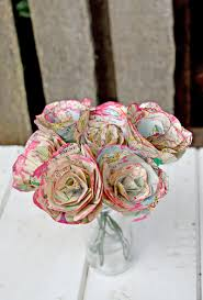 Flowers Home Decoration How To Make Simple But Beautiful Map Roses Gift Flowers
