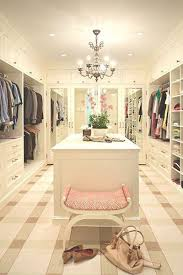 Space Saving Closet Ideas With A Dressing Table 13 Enviable Closets From Pinterest Dream Closets House And Room