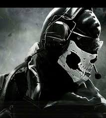 ghost half mask image gallery of cod ghosts eminem mask