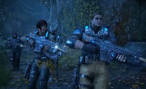 Microsoft mostra Gears of War 4 rodando em 4K na Gamescom ...