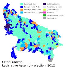 Uttar Pradesh Legislative Assembly election, 2012
