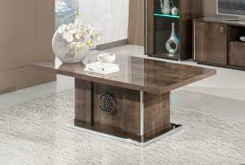 latest design modern coffee table furniture for your living room modrest athen italian modern coffee table