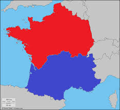 Map Of South Of France by South France French Brazil Alternative History Fandom