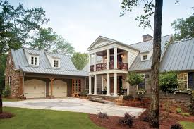 Lakeside Cottage Plans by Greek Revival House Plans Southern Living House Plans