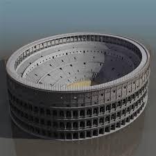 Reconstrucción del Coliseo