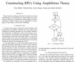 computer generated research papers got published in real journals AMERICAblog