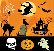 20 free halloween vector graphics to create scary and spooky designs
