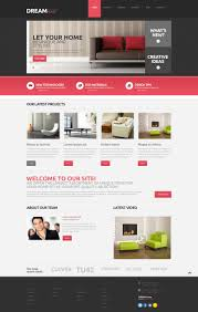 Home Interior Design Themes by Home Decor Responsive Wordpress Theme 48160
