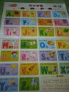 โปสเตอร์ตัวอักษรภาษาอังกฤษ A-Z พร้อมคำศัพท์จีน :: BuddyEducation ...