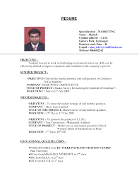 How To Make Resume For Job How To Write Resume For First Job Best Free Resume Collection
