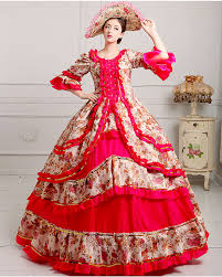 18th Century Halloween Costumes Aliexpress Buy Free Pp Medieval Renaissance Court Queen