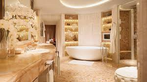 the top 5 best luxury suites in london penthouses bathroom