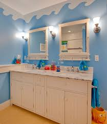 Beach Bathroom Decor Ideas Colors 23 Kids Bathroom Design Ideas To Brighten Up Your Home