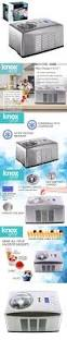 knox gear automatic ice cream maker makes sorbet gelato and